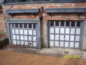 Garage-Door-1-Before ... & Cincinnati Garage Doors u2013 Cincinnati Garage Door Company Residential ...